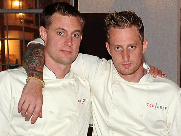 Cain and Abel, Noel and Liam, Michael and Bryan. The finale came down to two brothers — two of the most talented chefs ever to…