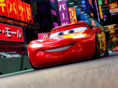 Cars 2 | How often do you get to see a car learn about friends and loyalty? And all while making you tear up, no less.