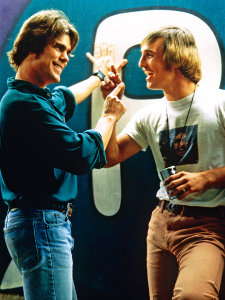 Dazed and Confused on Blu-ray