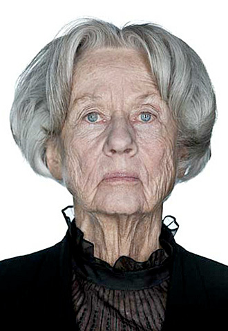 The Girl With The Dragon Tattoo | Martin and Harriet's creepy mother.