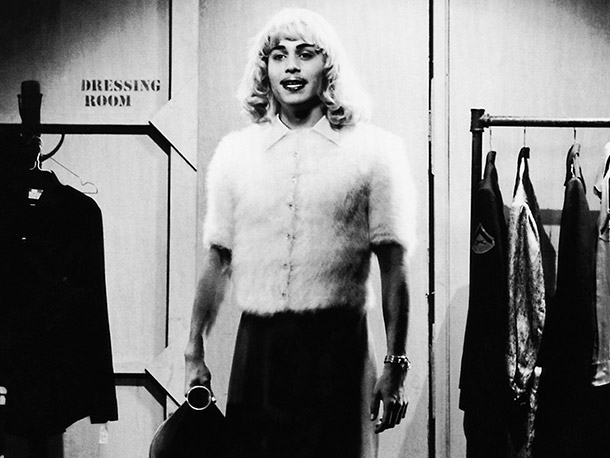Ed Wood, Johnny Depp | Johnny Depp is a beautiful man. But the only thing worse than Ed Wood's Plan 9 From Outer Space is the mustachioed director in drag.…