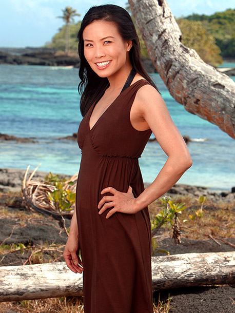 Survivor: South Pacific | Anesthesiologist Hometown: Los Angeles Age: 35 Edna actually originally applied to be on Shark Tank , where she could hawk her BareEase ouchless hair-removal prep…