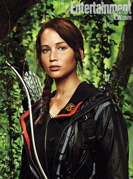 Jennifer Lawrence, The Hunger Games | When her dear 12-year-old sister Prim is picked to go fight in the Hunger Games, Katniss Everdeen demands to be sent instead. ''She's this incredibly…