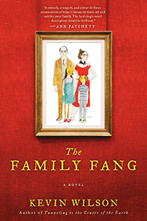 FANG GANG Wilson follows a family of artists who live to make others uncomfortable
