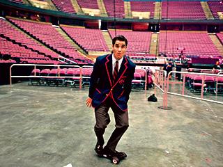 Darren Criss, Glee: The 3D Concert Movie   POP STAR Darren Criss in Glee: The 3D Concert Movie