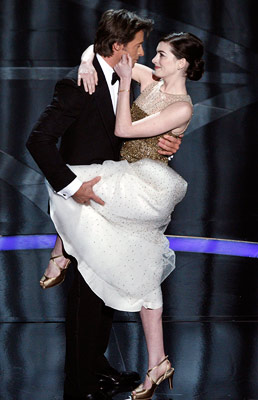 Hathaway Hugh Oscars