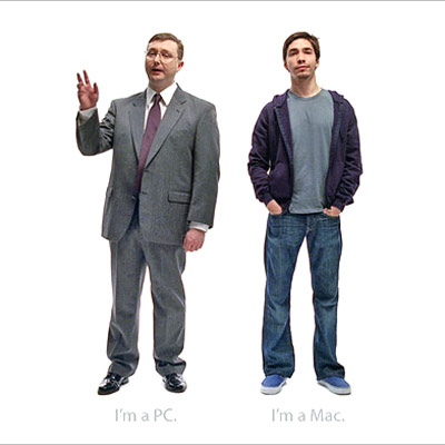 Apple, John Hodgman, ... | Are you a Mac or are you a PC? That's become the eternal question thanks to the infectious ad series starring John Hodgman and Justin…