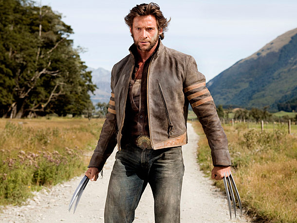 Hugh Jackman, X-Men Origins: Wolverine | Well, we wouldn't expect a guy named Wolverine to be clean-shaven, right?