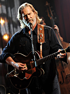 Jeff Bridges | COUNTRY DUDE Bridges' gravelly vocals and stand-out songwriting make his self-titled a surprise treat