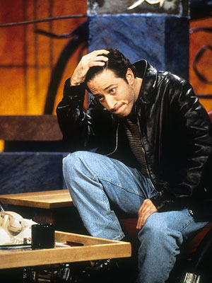 Jon Stewart   It was clear from the start that this Stewart guy was funny and was a star in the making, despite the fact that his previous…