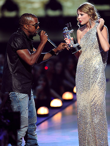 Sept. 13, 2009 It was the moment that launched a thousand memes : Moments after Taylor Swift won for Best Female Video (''You Belong With…