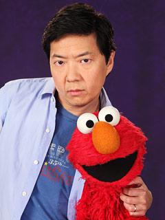 Ken Jeong Sesame