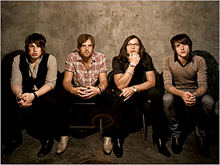 Kings of Leon | THE FACES Kings of Leon