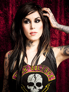 Kat Von D, LA Ink