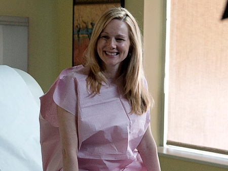 Lead Actress, Comedy Will Win: Laura Linney, The Big C