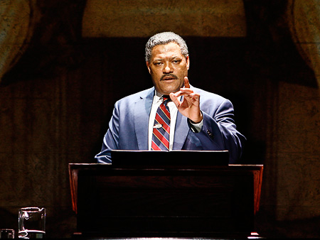 Best TV Movie/Miniseries Actor Will Win: Laurence Fishburne, Thurgood