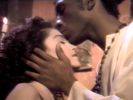 MARCH 2, 1989 In ''Like a Prayer,'' Madonna promises she'll take us ''there'' — and apparently ''there'' meant a world of controversy. Burning crosses and…