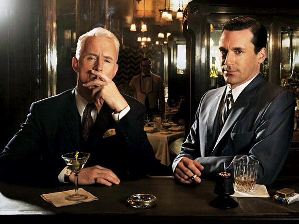 Mad Men on Netflix instant