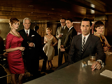 Best Drama Will Win: Mad Men