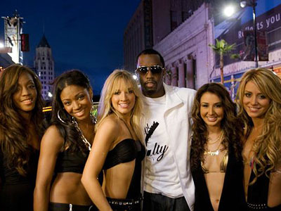 Sean P. Diddy Combs   As much as this reality show helped form new bands (O-Town, Danity Kane, Da Band), Making the Band would best be defined by the personality…