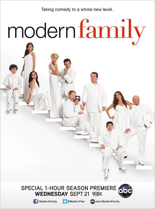Modern Family Art