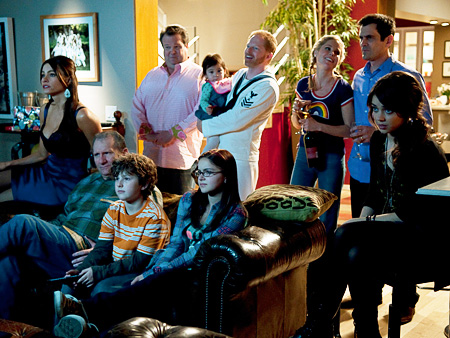 Best Comedy Will Win: Modern Family