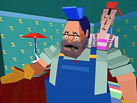 SUMMER 1985 At the time, Dire Straits' video for ''Money for Nothing'' was bleeding-edge computer animation, right alongside Super Mario Bros. and Max Headroom. Fueled…
