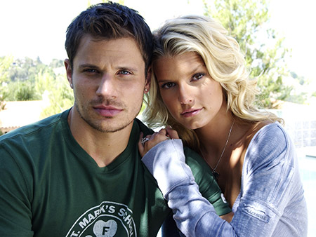 AUG. 18, 2003 As soon as middling pop stars Nick Lachey and Jessica Simpson were betrothed to MTV, a phenomenon was born. The couple's opposites-attract…