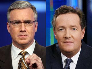 Olbermann Piers Morgan