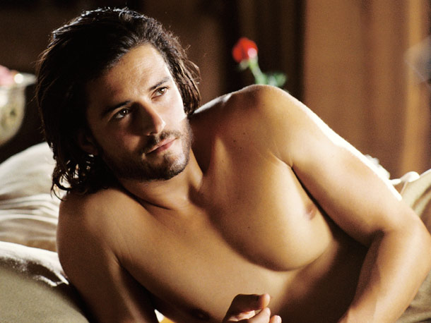 Orlando Bloom, Kingdom Of Heaven | Who wouldn't go on a Crusade with this guy?