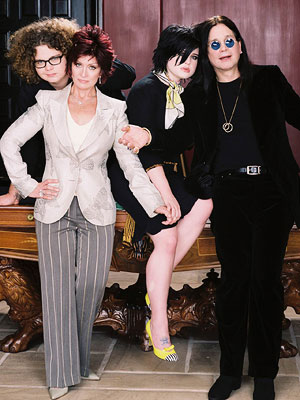 The Osbournes   This *@$#!^& profanity-laced reality program shed new *@$#!^& light on the hapless King of Darkness but it's greatest *@$#!^& service was perhaps making family dysfunction…