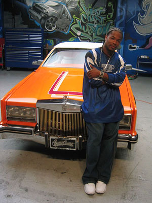 Watching the brilliant engineers at West Coast Customs turn broken down automobiles into moving pleasure palaces was always fun. It was kind of like Extreme…
