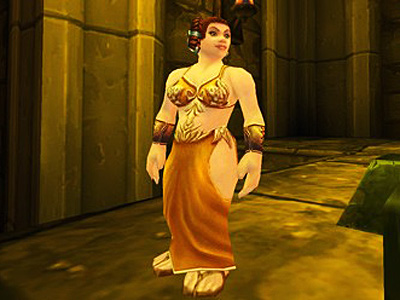 Moira Thaurissan, princess of Ironforge, may be a dwarf woman, but that doesn't mean she can't dress like the pretty little human princesses from the…