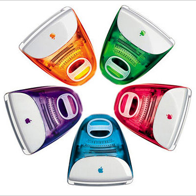 Apple | After after a decade away from Apple, Jobs returned to his old stomping ground and launched a revamped line of candy-colored desktop and laptop computers…