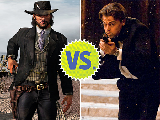 Red Dead Redemption Vs Inception