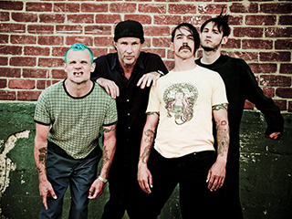 Anthony Kiedis, Red Hot Chili Peppers   MELODIC LIFTING After hiatus and lineup reshuffle the Peppers are back in the game