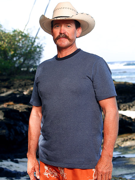 Survivor: South Pacific | Rancher Hometown: Aurora, Utah Age: 51 He may sport the most incredible mustache in Survivor history, but Rick will need more than fabulous facial hair…