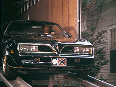 Smokey and the Bandit | Later the car of Long Island gym rats reeking of cologne, the Trans Am turned Burt Reynolds into a redneck icon — equal parts A.J.…