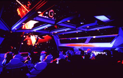 Star Trek Ride Hilton
