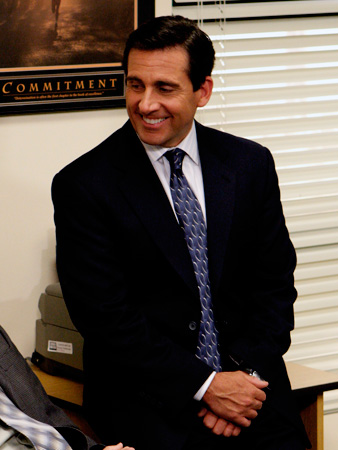 Lead Actor, Comedy Will Win: Steve Carell, The Office