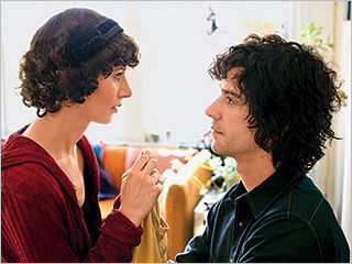 Miranda July, Hamish Linklater, ... | GROWING UP Miranda July and Hamish Linklater begin the rest of their life in The Future