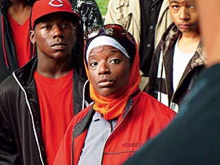 STREET CRED Ameena Matthews in The Interrupters