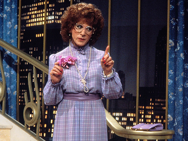 Tootsie, Dustin Hoffman | Hoffman earned an Oscar nomination for his turn as a difficult actor who couldn't get a job as himself, so he became Dorothy Michaels and…