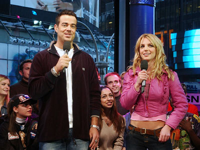Carson Daly, Britney Spears, ... | Viewed at the time, TRL was pure kid-candy: A daily afterschool cage-match between the demi-gods of pop music, which usually manifested as a lesser-of-two-evils face-off…