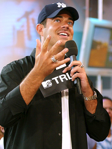 SEPT. 3, 1997 Carson Daly began his MTV career as a VJ on pretaped countdown Total Request and a correspondent on MTV Live . A…