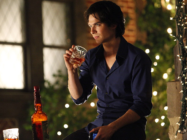 The Vampire Diaries, Ian Somerhalder