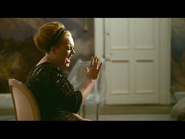 Adele's ''Rolling in the Deep'' dominated them all this year, and it spilled over in the summer. This defiant song should be the Summer Song…