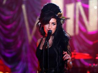 Amy Winehouse Grammys 2008