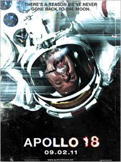 Apollo 18 | Apollo 18 Movie Poster