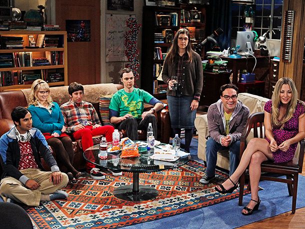 The Big Bang Theory, Kaley Cuoco | Thursday, 8-8:30 p.m., CBS Even the superbrained characters on Big Bang will have trouble making sense of May's awkward cliff-hanger, in which Raj (Kunal Nayyar)…
